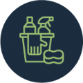 limpieza productos promotoria